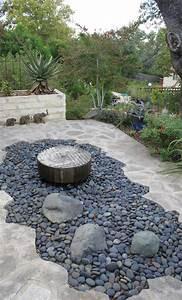 Gartenideen Mit Steinen : gartengestaltung mit steinen 26 ideen und einsatz in der gartendeko ~ Indierocktalk.com Haus und Dekorationen