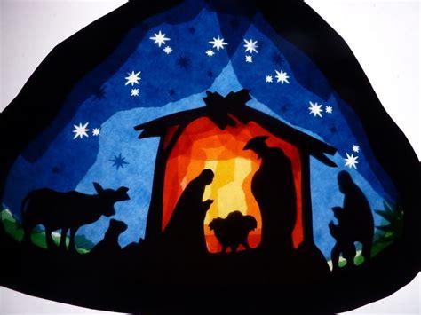 Fensterdeko Weihnachten Kinderkrippe by 185 Best Krippen Papierkrippen Paper Nativity