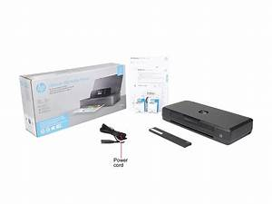 Hp Officejet 200  Cz993a  Mobile Wireless Portable Color