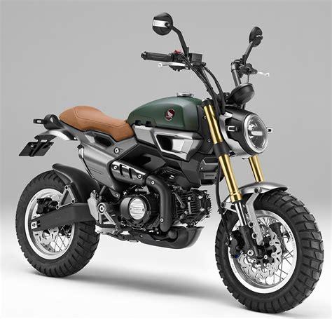honda motorcycles custom 2016 honda grom scrambler 1 and 2 phnom penh motors