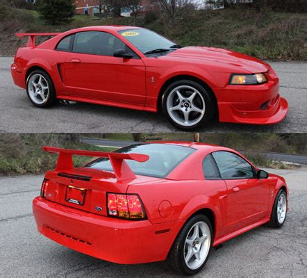 best 2000 ford mustang 1 of 300 2000 ford mustang cobra r car