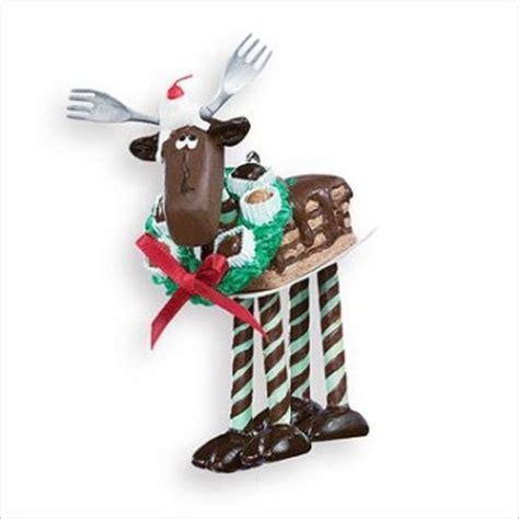 2007 Chocolate Moose Hallmark Christmas Ornament at Hooked