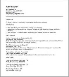 Well Written Curriculum Vitae Exles by Research Resume Exles
