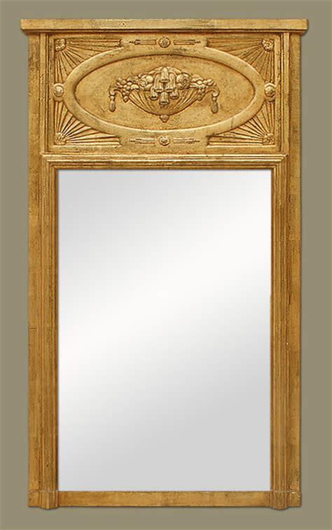 miroir ancien bois dore miroir trumeau nouveau