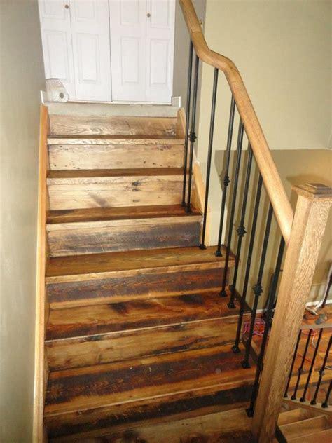 rubio monocoat   pine staircase   pine floors