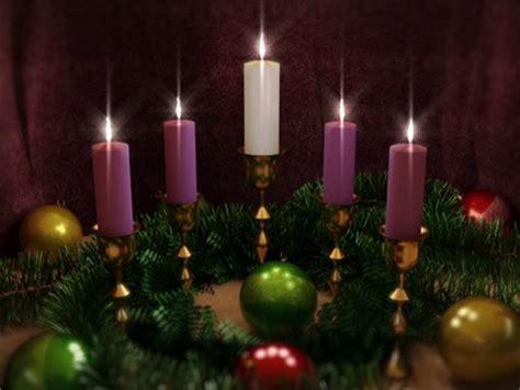advent candles  loop hyper pixels media worship