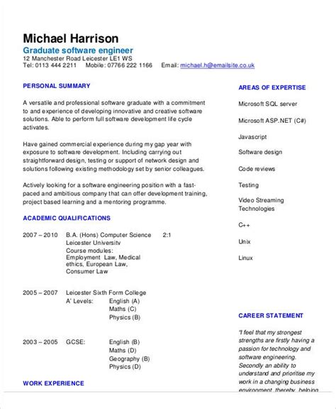 engineering resume examples  premium templates