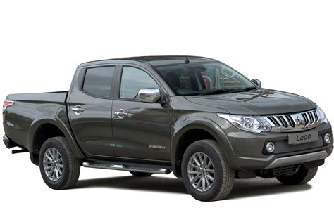 Mitsubishi L200 by Mitsubishi L200 Review Carbuyer