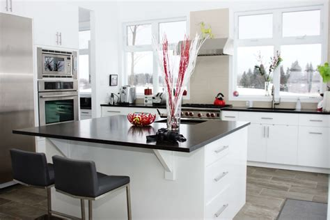 cuisine armoires blanches cuisine moderne design armoires blanches maison moderne