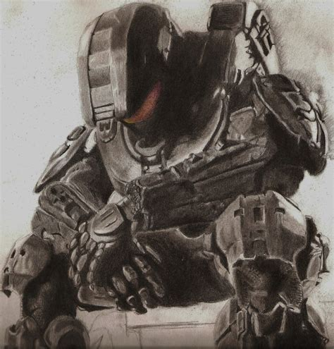 Master Chief By Poisonnova On Deviantart