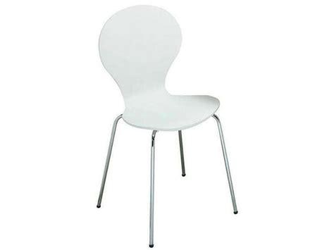 chaises conforama cuisine chaise de cuisine moon 2 coloris blanc vente de chaise