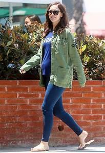 Pregnant Megan Fox Shows Off Growing Baby Bump: Photo - Us ...