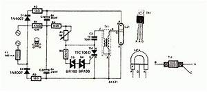 Ultraviolet Uv Water Filter  Purifier Circuit At Home