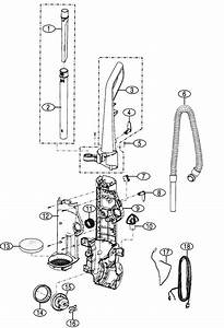 Kenmore Model 40139000900 Vacuum  Upright Genuine Parts