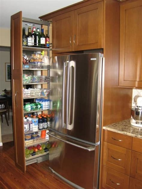 Kitchen Cupboard Pull Out Shelves by Eight Great Ideas For A Small Kitchen Kitchen And