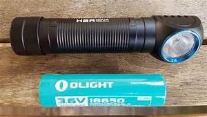 Stirnlampe Test 2017 : olight h2r nova stirnlampe im test review ~ Jslefanu.com Haus und Dekorationen