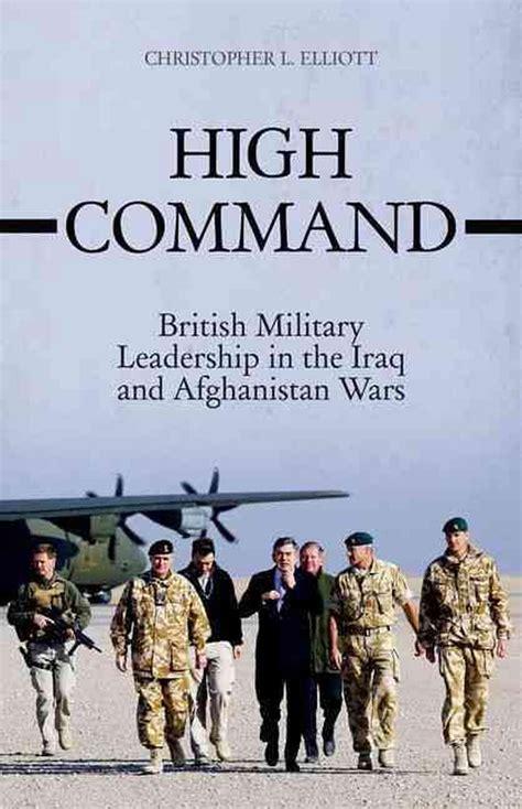 high command british military leadership   iraq