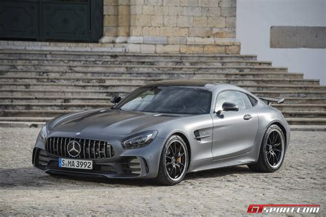 Mercedes-amg Gt R Review