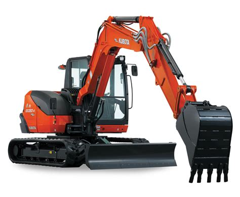 kubota kx excavator avenue machinery construction
