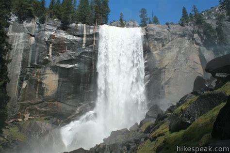 Mist Trail Yosemite National Park Hikespeak