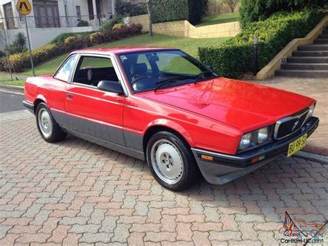 maserati karif maserati karif 1991 2d coupe 5 sp manual 2 8l twin turbo mpfi