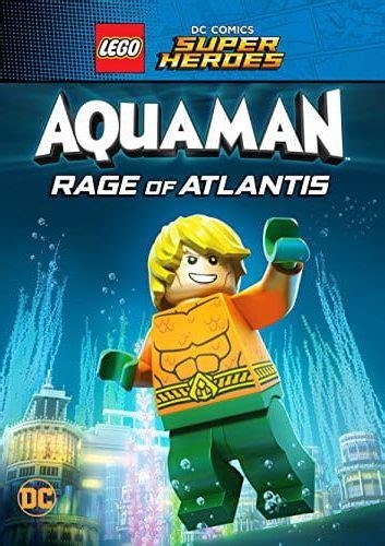 lego dc comics sueper kahramanlar aquaman atlantisin