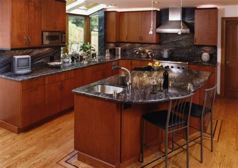cherry wood cabinets with granite countertop cherry wood cabinets with granite countertop cherry wood