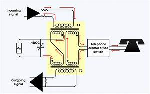 2 Pair Telephone Wiring Diagram
