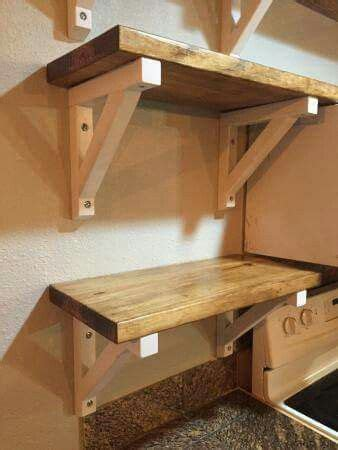 pin  michelle meidinger  diy ideas diy wood shelves