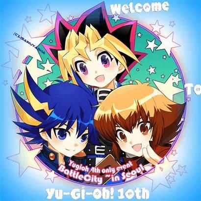 Yu Gi Oh Gx Main Characters 5d