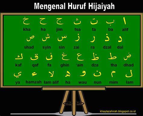 gambar mengenal huruf hijaiyah khaylazahirah blogspot