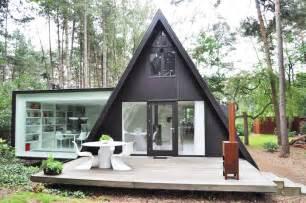 a frame home extension vb4 an addition to an a frame house by dmva architecten designrulz