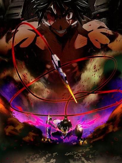 Gundam Mikazuki Augus Barbatos Rex Lupus Anime