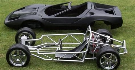 2011 Sterling Tube Chassis, Mid Engine, Subaru Powered