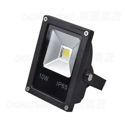 led outdoor flood lights led flood light 10w outdoor waterproof ip65 dc12v black