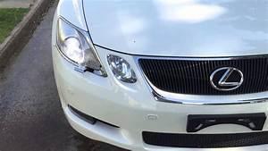 2006 Lexus Gs 300 Headlight Washer