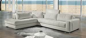Gamma sofas gamma furniture italian design interiors for Gamma leather sectional sofa