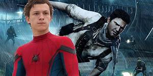 Tom Holland to Star in Uncharted Movie | ScreenRant