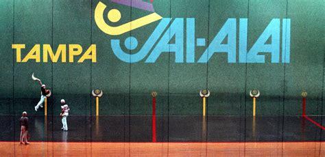 Jai alai backers aim to bring sport back to Tampa | tbo.com