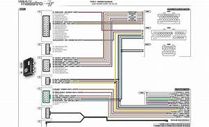 Sony Idatalink Maestro Sw Wiring Diagram