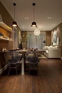 Living, Room, Design, Simple, And, Elegant, A, Cozy, Home, Design