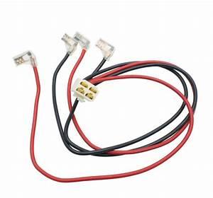Universal Parts Wire Harness 4 Pin Plug For Razor E200