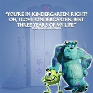 17 Best images ... Disney Monsters University Quotes