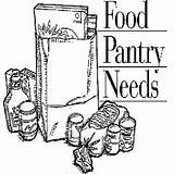 Clip Pantry Clipart Canned Community Bank Church Cliparts Goods Items Arts Methodist Clipartbest United Foodpantry Umc Mccamey Meats Tuna Chili sketch template