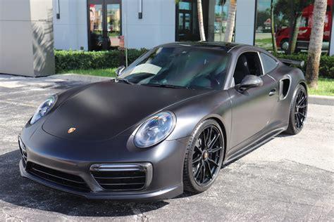 Used 2019 Porsche 911 Turbo S For Sale ($189,900) | Marino ...