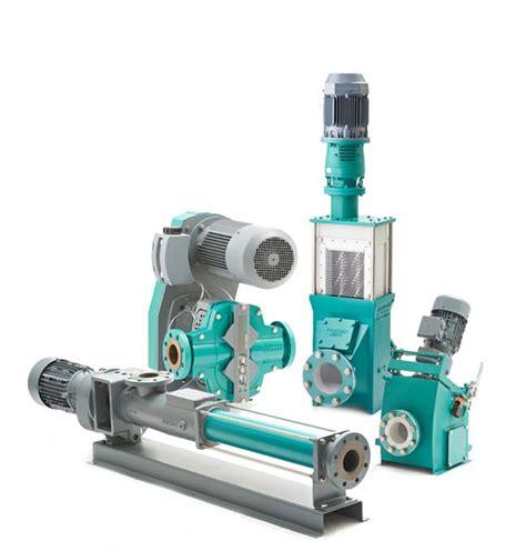municipal valve equipment company netzsch