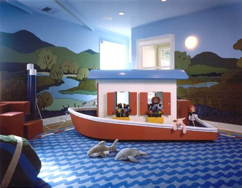 27 Great Kid's Playroom Ideas