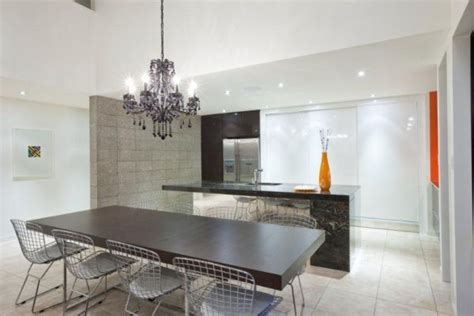 Black Chandelier Kitchen by Why Should I A Chandelier In The Kitchen