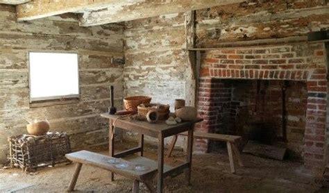 original  slave cabin learn      history wwwsotterleyorg