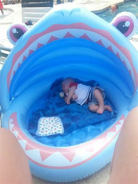 This infant pool from Walmart worked wonders for us on